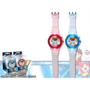Yo-Kai Watch wristwatch with LED lights