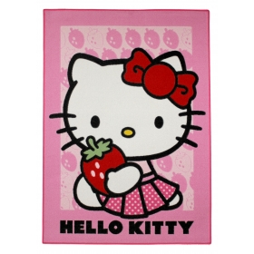 Hello Kitty – Strawberry carpet