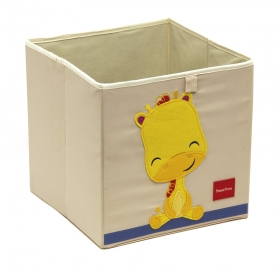 Fisher Price storage cube – giraffe