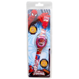 Spiderman sports wristwatch