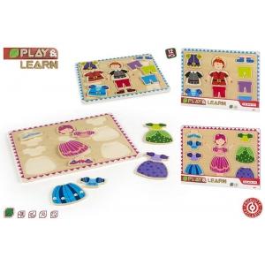 Princess / prince puzzle