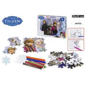 Frozen puzzle - 108 el.