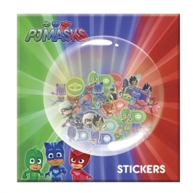 PJ Masks holographic stickers