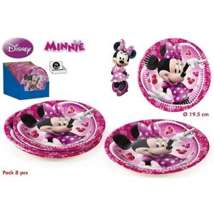 Minnie Mouse plastic plates  sc 1 st  Hurtownia Gatito & Hurtownia Gatito