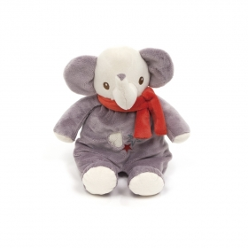 Fisher Price mascot with rattle – elephant