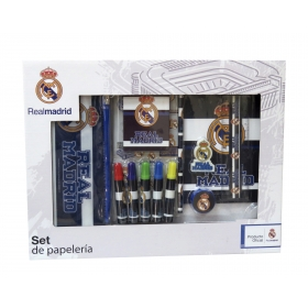 Real Madrid school stationery set - 20 pcs