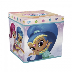 Shimmer and Shine storage box