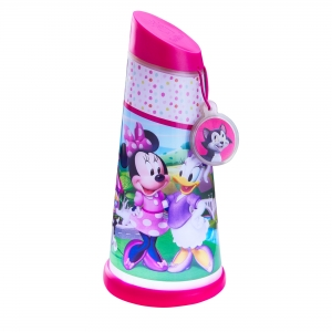 Minnie Mouse night lamp with torch