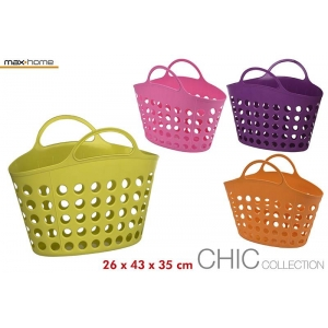 Shopping basket 26x43x35 cm