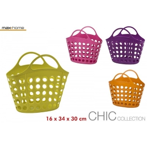 Shopping basket 16x34x30 cm