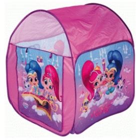 Shimmer and Shine play house