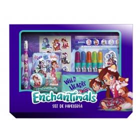 Enchantimals school set