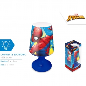 Spiderman table night lamp
