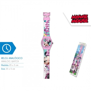 Minnie Mouse wrist watch