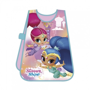 Shimmer and Shine apron