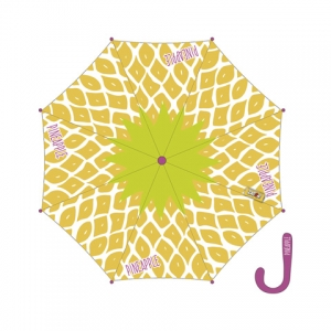 Zaska automatic umbrella - pineapple