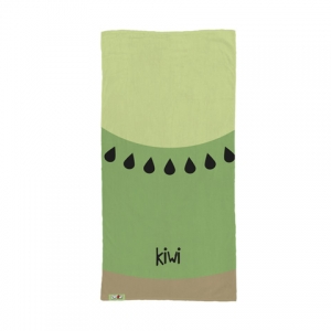 Zaska beach towel - kiwi