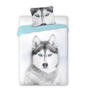 Wild Wolf bedset 140x200 cm