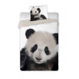 Wild Panda bedset 160x200 cm