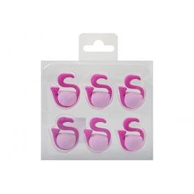Flamingo eraser – 5 pcs