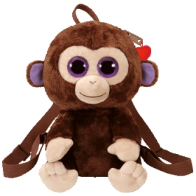 Ty Gear backpack Coconut - monkey 25 cm