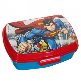 Superman Funny Sandwich Box