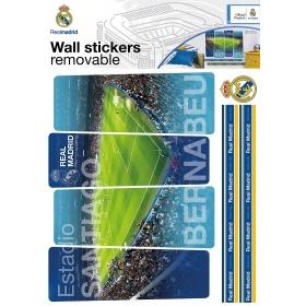 Real Madrid wall sticker stadium 1 sheet