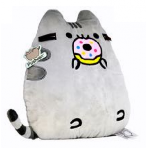 Pusheen cushion - Hello