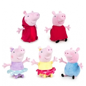 Peppa Pig plush toy 45 cm – random style