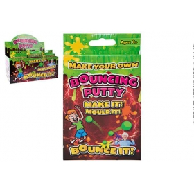 Slime bouncing putty
