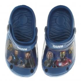 Avengers beach sandals
