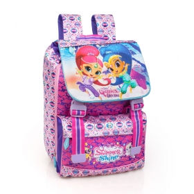 Shimmer and Shine extensible backpack