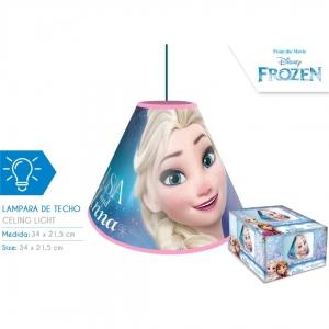 La Reine des neiges lamp