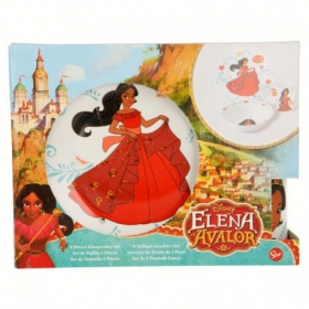 Elena of Avalor ceramic breakfast set 3 pcs
