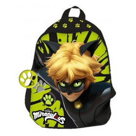 Miraculous Ladybug backpack to kindergarden