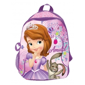 Sofia the first backpack to kindergarden