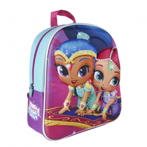 Shimmer and Shine 3D backpack 31 cm