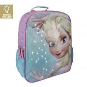 Frozen LED lights backpack 41 cm