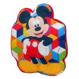 Mickey Mouse velour cushion