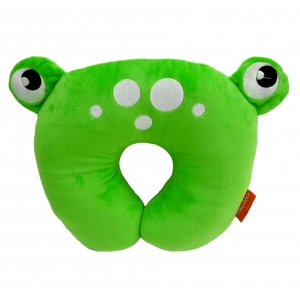 Fisher Price neck cushion – frog