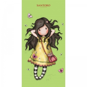 Gorjuss Santoro beach towel
