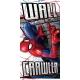 Spiderman beach towel