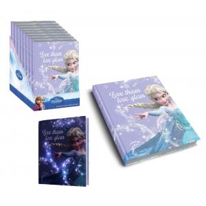 La Reine des neiges LED diary