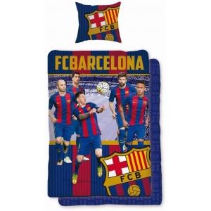 Parure de lit FC Barcelona 160x200 cm