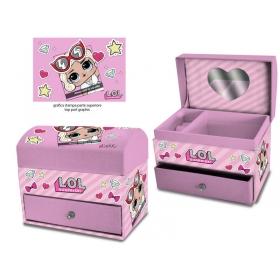 LOL Surprise jewellery box