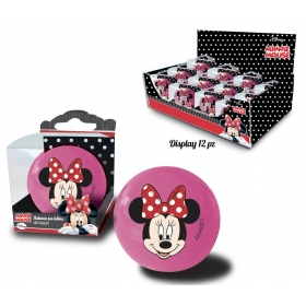 Minnie Mouse gift beauty round lipgloss