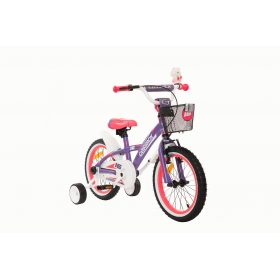 Blanic bicycle – violet 16 inch