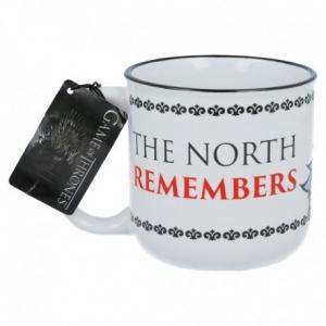 Stor Taza Ceramica Desayuno 385 Ml. Game Of Thrones Young Adult
