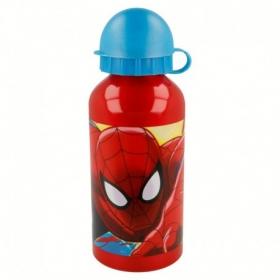 Spiderman aluminium bottle 400 ml