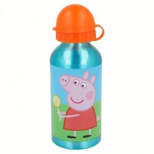 Peppa Pig aluminium bottle 400 ml